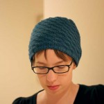 Beanie Hat KnitPattern