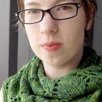 Leavesshawl | Worsted-Aran | Intermediate