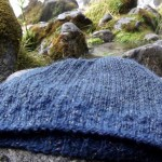 ribbing knitted hat pattern