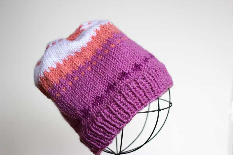 knit easter egg