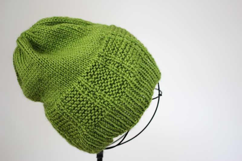 melon rib hat