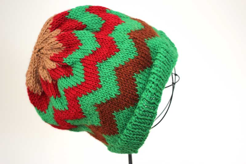 Retro Zig Hat