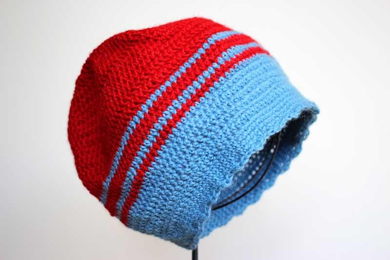 shell crochet het