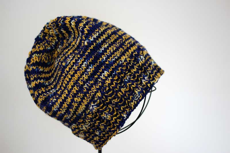 Teamspirit knit hat