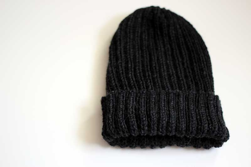Cascade Superwash Knit Hat (2)