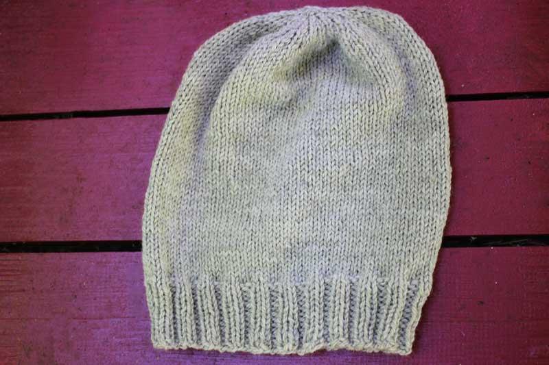 oatmeal knit beanie (3)