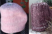 French Press Cozies | Bulky | Intermediate